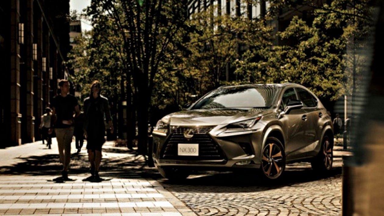 Lexus Crossover