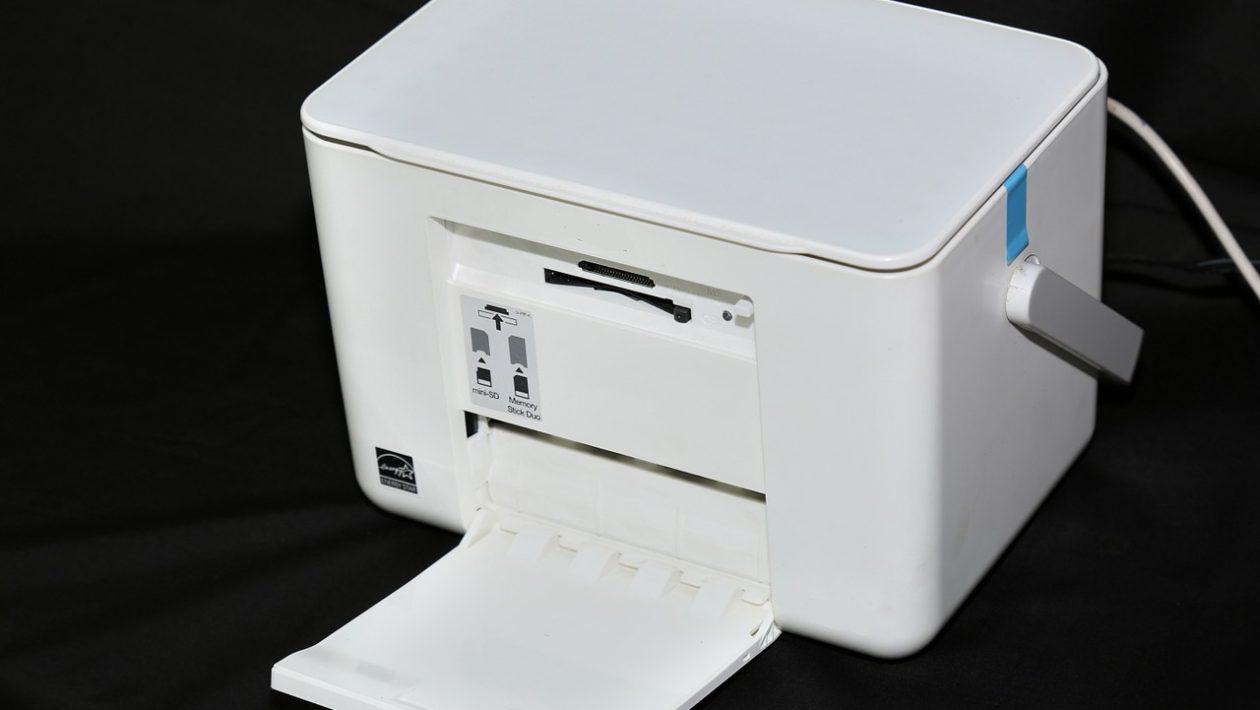 Etykieciarka RFID