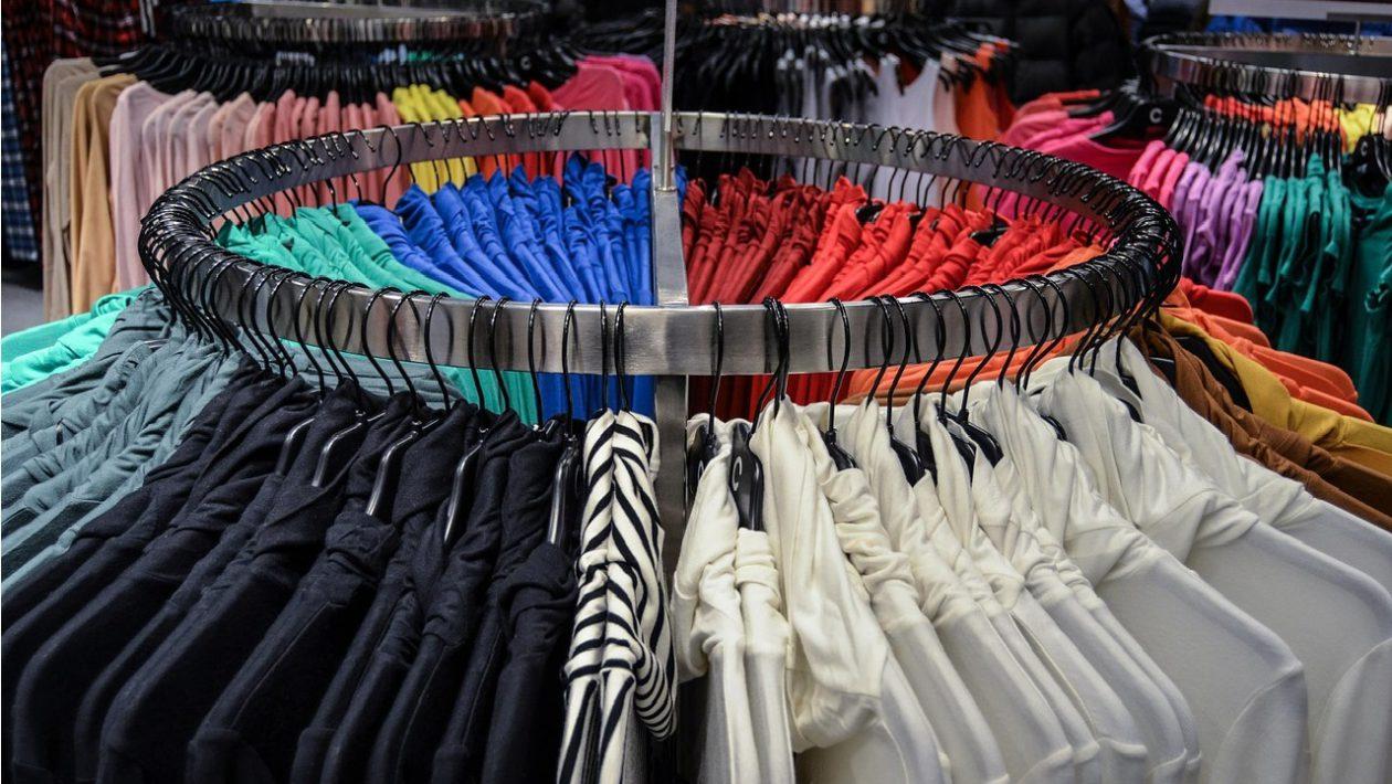 Dobór kolorów ubrań